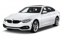 2018 BMW 4-Series 430i Gran Coupe Angular Front Exterior View