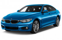 2018 BMW 4-Series 440i Gran Coupe Angular Front Exterior View