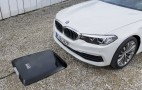 BMW, Mercedes to offer wireless-charging options for plug-in hybrids next year