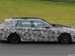 2018 BMW Alpina B5 Touring spy shots - Image via S. Baldauf/SB-Medien