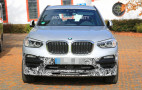 2018 BMW Alpina XD3 spy shots