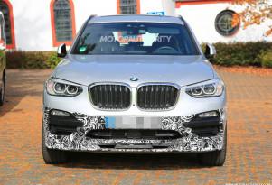 2018 BMW Alpina XD3 spy shots - Image via S. Baldauf/SB-Medien