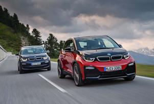 2018 BMW i3 electric car range adds sportier i3s version