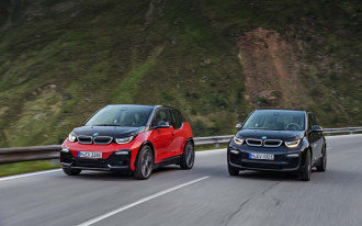BMW plans to produce a dozen different electric cars by 2025