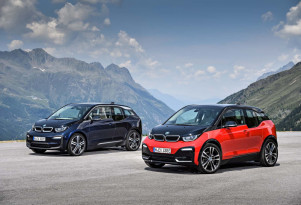BMW i3 electric car sales stopped, future recall announced for specific safety concern (updated)