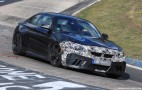 2019 BMW M2 Competition spy video