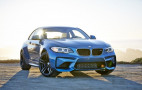 BMW preparing a 405-hp M2 CS with detuned M4 engine