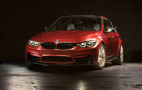 BMW unveils M3 30 Years American Edition, M5 M Performance Parts range at SEMA