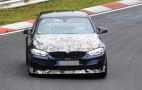 2018 BMW M3 CS spy shots and video