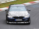 2018 BMW M3 CS spy shots - Image via S. Baldauf/SB-Medien
