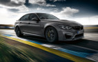 2018 BMW M3 CS sheds weight, ups power