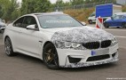 2018 BMW M4 spy shots (with interior)