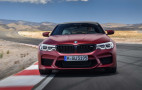 BMW's newest M5 to receive Competition Package