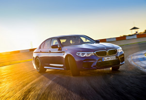 Details of the BMW M5 Competition package have leaked
