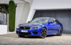 2018 BMW M5 recalled over ECU and fuel pump woes