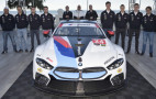 BMW M8 race car revealed