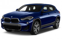 2018 BMW X2 xDrive28i Sports Activity Vehicle Angular Front Exterior View
