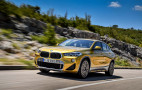 Even and odd: 2018 BMW X2 crossover unveiled