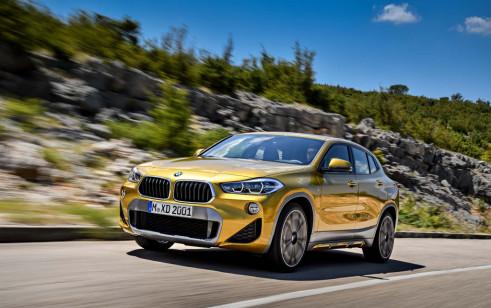 2020 BMW X2 M, Redesign, Interior, Price >> 2018 Bmw X2 Vs Volvo Xc40 Audi Q3 Bmw X1 Jaguar E Pace