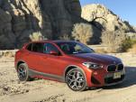 2018 BMW X2, BMW Test Fest, February 2018