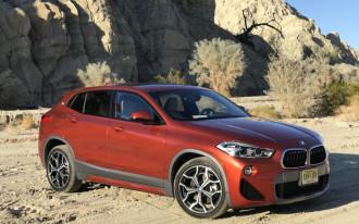 Sunbelt ready: BMW adds two-wheel-drive X2, X3 crossover SUVs