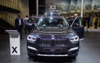 2018 BMW X3 preview
