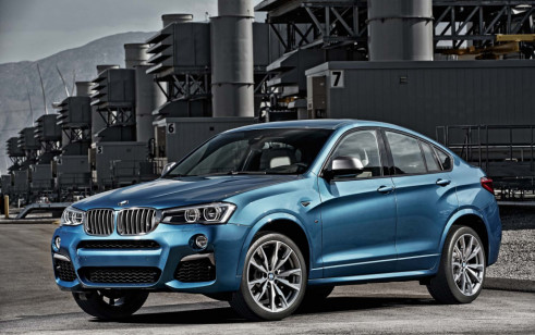 2018 Bmw X4 Vs Audi Q5 Bmw X3 Mercedes Benz Glc Class Porsche