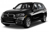 2018 BMW X5 xDrive35d Sports Activity Vehicle Angular Front Exterior View