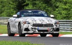 2019 BMW Z4 spy shots and video