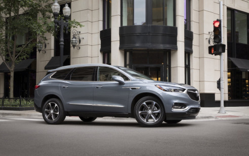 2018 buick enclave vs acura mdx chrysler pacifica honda for Infiniti qx60 vs honda pilot