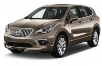 2018 Buick Envision AWD 4-door Premium II Angular Front Exterior View