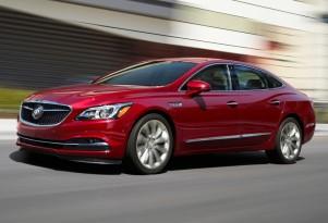 2018 Buick LaCrosse gets eAssist mild-hybrid powertrain