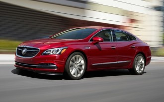 2018 Buick LaCrosse: changes where you can't see them