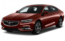 2018 Buick Regal Sportback 4-door Sedan Essence FWD Angular Front Exterior View