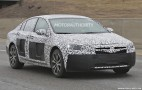 2018 Buick Regal spy shots