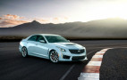 Cadillac celebrates 115th birthday with 2018 CTS-V Glacier Metallic Edition