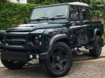 2018 Chelsea Truck Company Land Rover Defender Double Cab Pickup