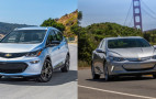Plug-in electric car sales in Canada, Oct 2017: Chevy's dominant duo