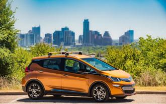 Chevrolet Bolt EV: The Car Connection's Best Hatchback to Buy 2018