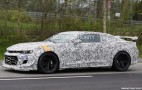 Chevy Camaro Z/28, 727-hp Mustang bargain, new Mini Seven: Today's Car News