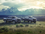 2018 Chevrolet Colorado and Silverado 1500 Centennial Editions