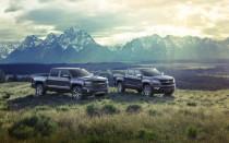 2018 Chevrolet Colorado and Silverado 1500 Centennial Editions