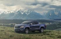 2018 Chevrolet Colorado Centennial Edition