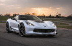Chevrolet will only build the 2018 Corvette for 4 months
