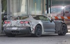 How much horsepower does the new 2018 Chevrolet Corvette ZR1 need to have?