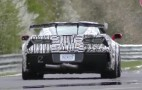 The 2018 Corvette ZR1's exhaust is too loud for the 'Ring