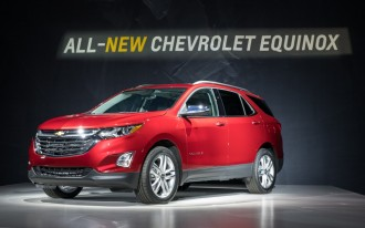 Meet the 40 mpg 2018 Chevrolet Equinox crossover