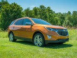 2018 Chevrolet Equinox 2.0T, first drive