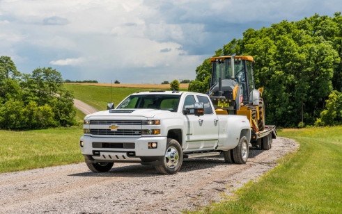 2018 Chevrolet Silverado 1500 Vs 2018 Ram 1500 Compare | Autos Post