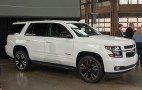 2018 Chevrolet Tahoe, Suburban RST are 420-hp frat-boy specials